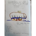Fernley's Poster For Rambashi's River Taxi