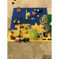 Forest's amazing beach Lego (spot the hazards!)