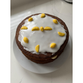 Sammy's Greek lemon cake