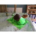 Cara's volcano
