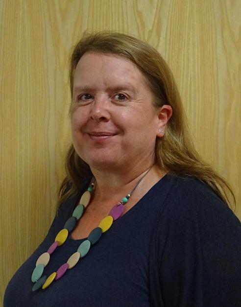 Mrs Sarah Brown - Deputy Head and Yr 6 Teacher