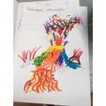 Olivia TW's Rainbow Volcano