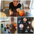 Luca's solar system