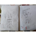 Dylan's Comic Book