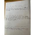 Keira's writing