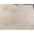 Lois' Maths Work