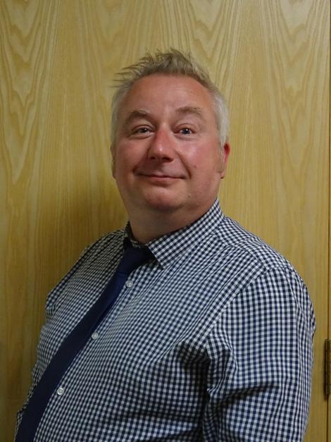Mr Toby Leivers - Yr 3 Class Teacher