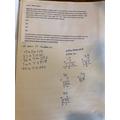 Haden's Maths Work