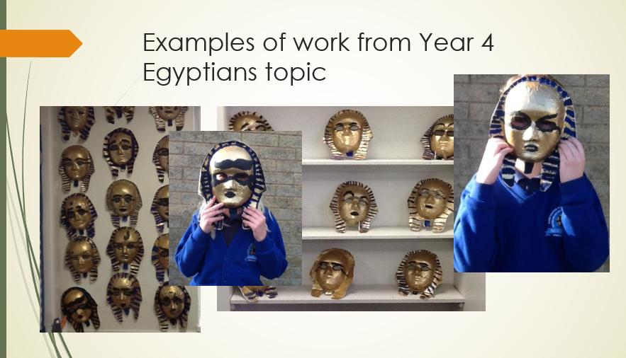 Year 4 Egyptian topic