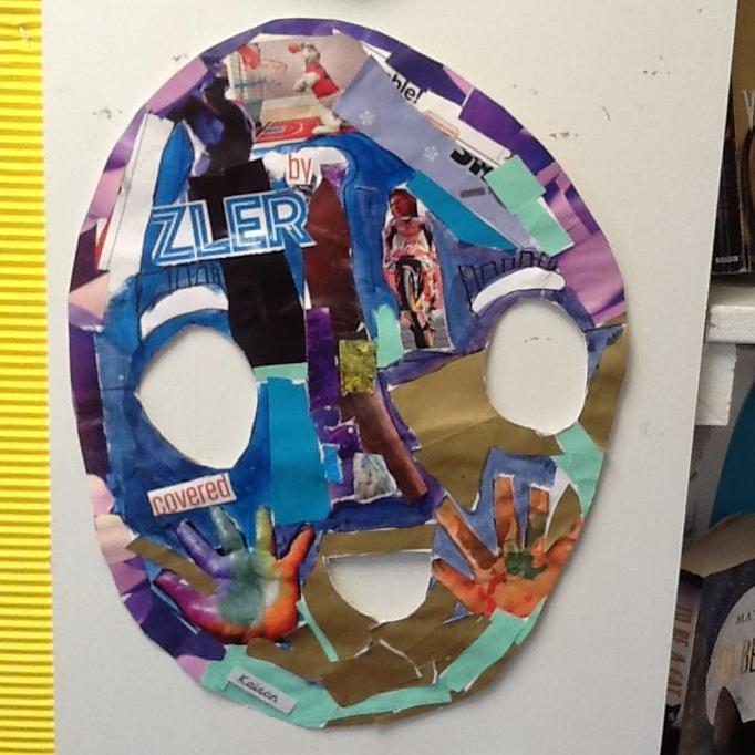Kaison's mask