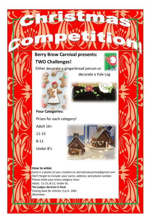 Send in a photo of your creation to: office @newsomejuniors.co.uk