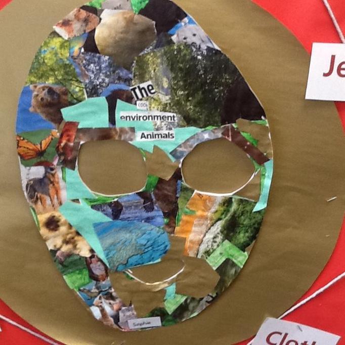 Sophie's mask