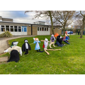 World Book Day Scarecrows