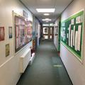 The Year 3 & 4 Corridor