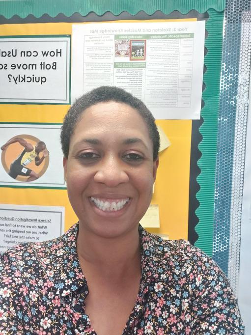 Mrs Mitchell    Class Teacher
