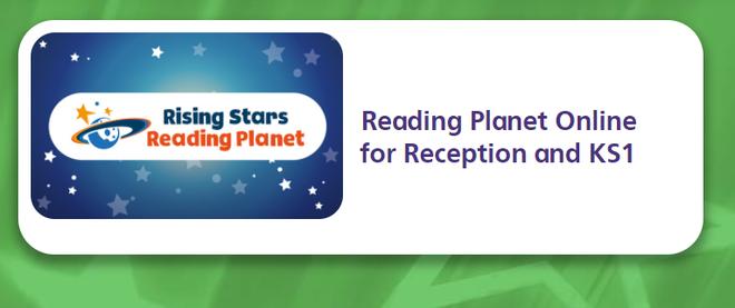 Rising Stars Online Books