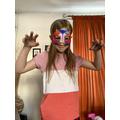 Matilda's mindfulness mask