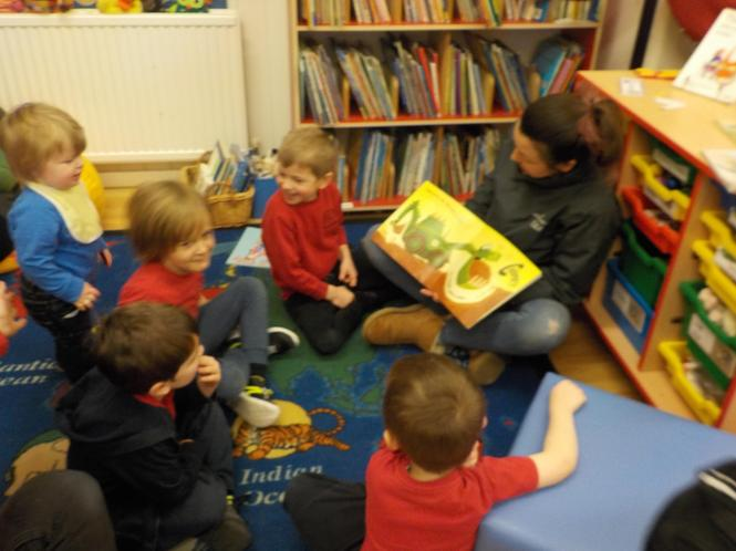 Laura's book was a big hit!