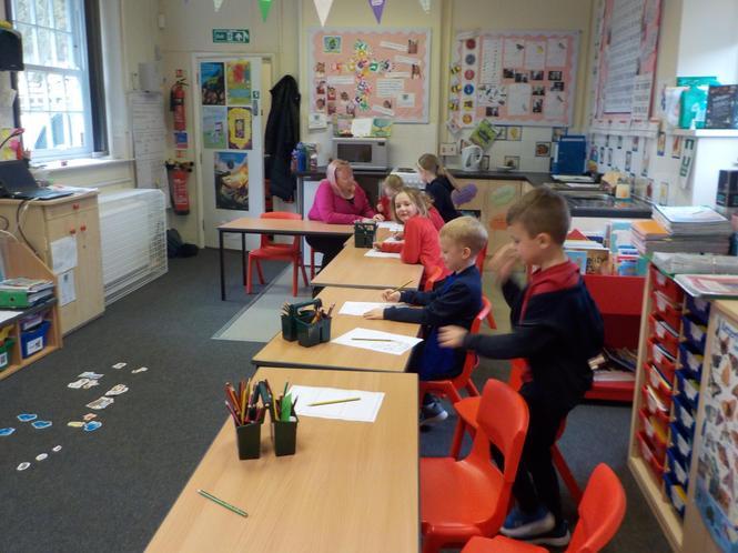 Telling the story of Goldilocks