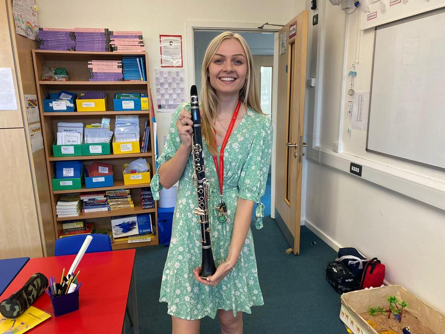 We are really excited about the addition of Clarinet to the Harrow music service lessons
