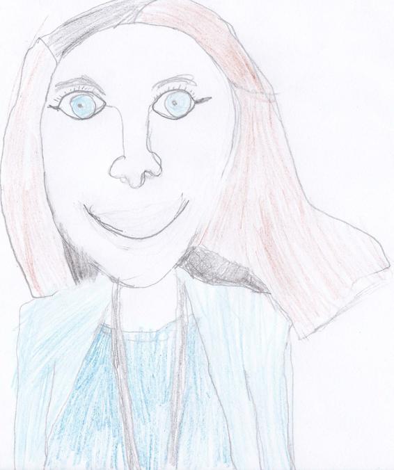 Miss Barber, Y5 Aspen Teacher