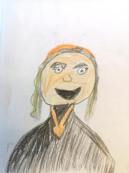 Class Teacher - Miss Gunn