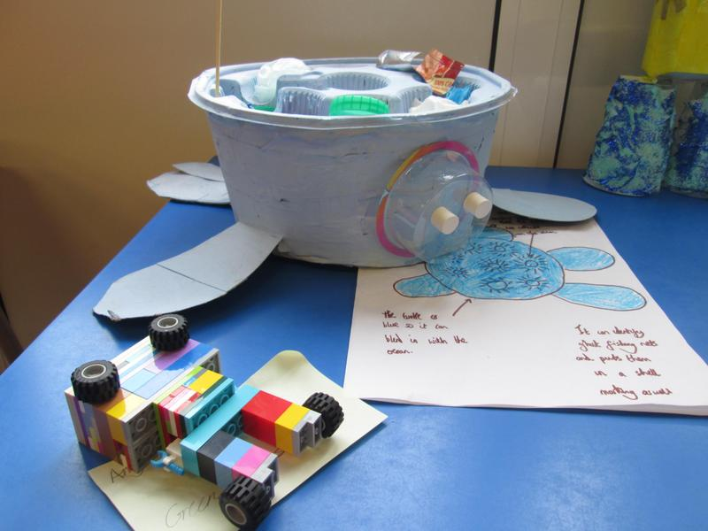 Whole School Competition - Inventions to help the environment