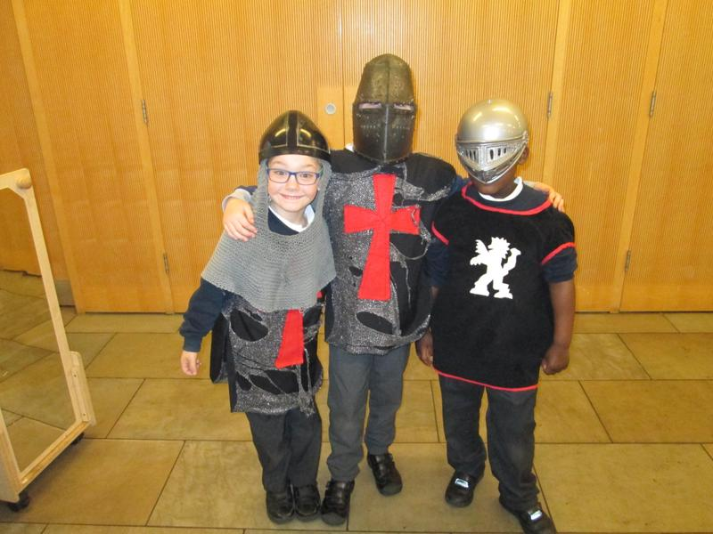 Oxford Castle - Role Play