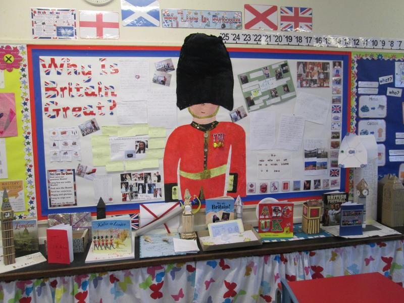 Display - Why is Britain Great?