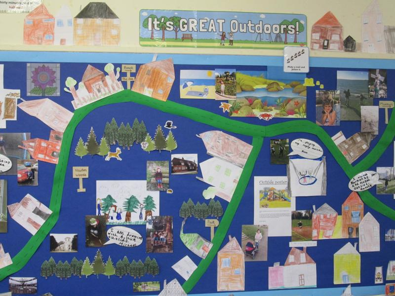 The Great Outdoors - Maps
