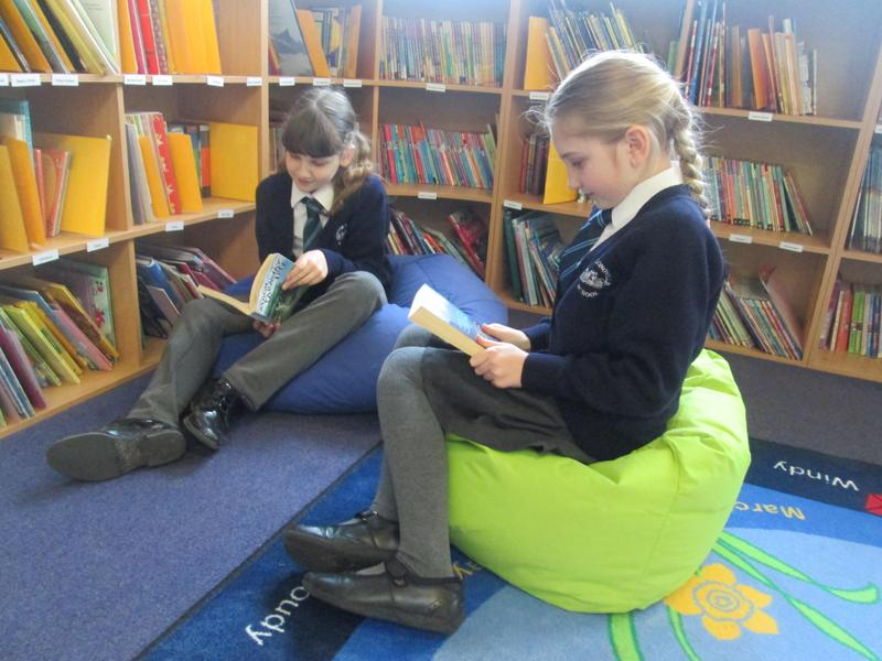 Reading in the School Library