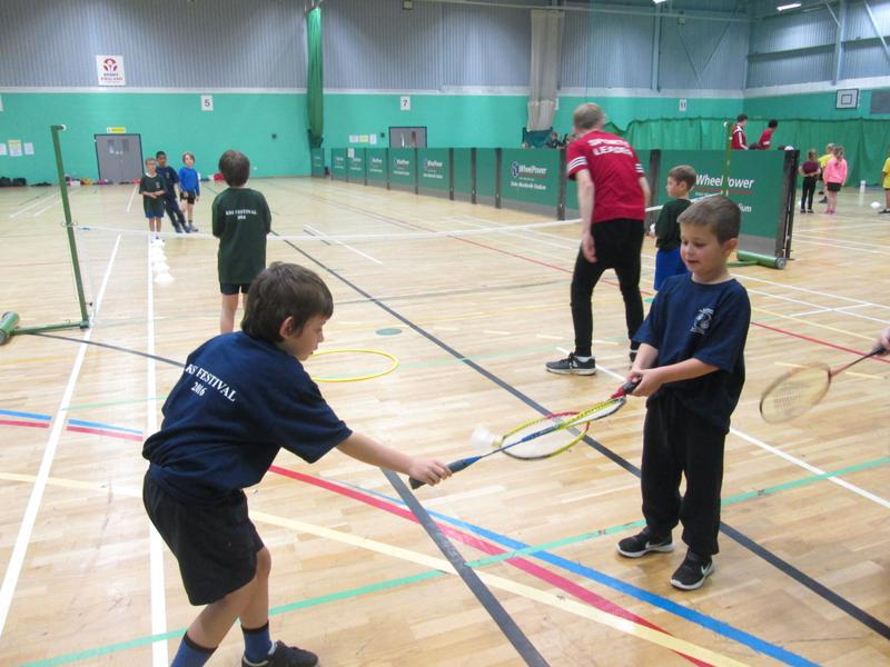 Small Schools Sports Festival - Stoke Mandeville