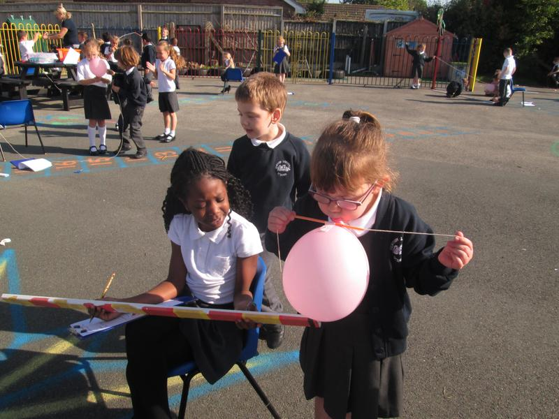 Rocket Balloon Investigation