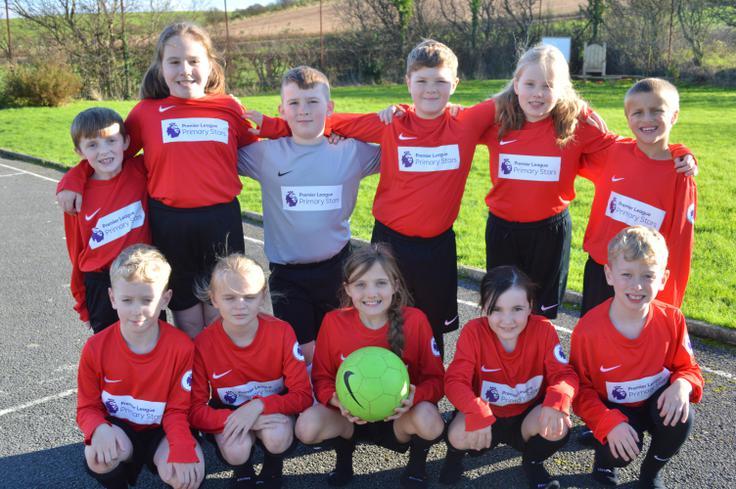 KS2 Football Team