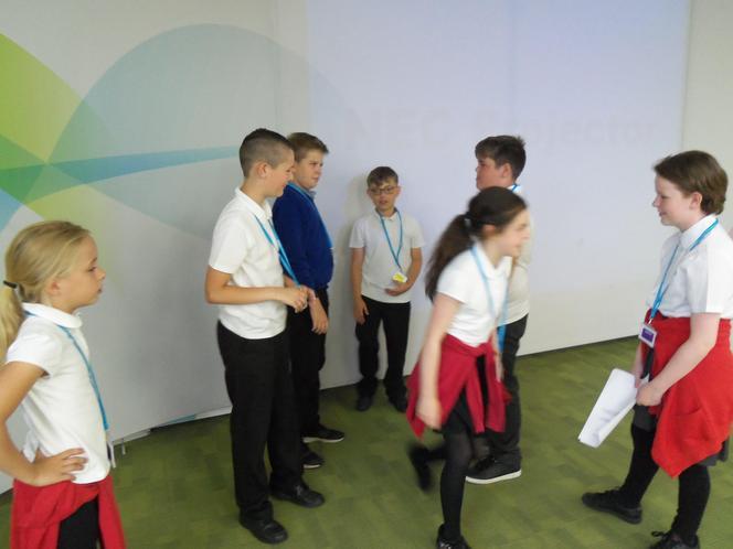 Drama activities