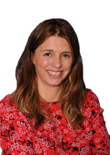 Mrs. Sarah Hughes- Deputy Designated Safeguarding Lead