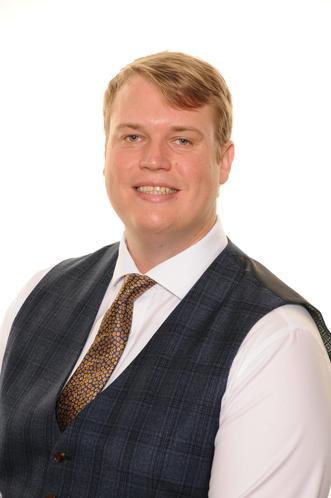 Mr. Ben Wray- Senior Designated Safeguarding Lead