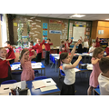Retelling a story with actions, KS1
