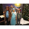 Joseph, Mary and Little Donkey