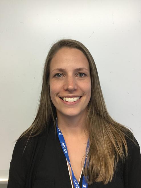 Mrs Kingscott - Kingfisher Class Teacher