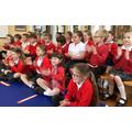 We tried creating sentences