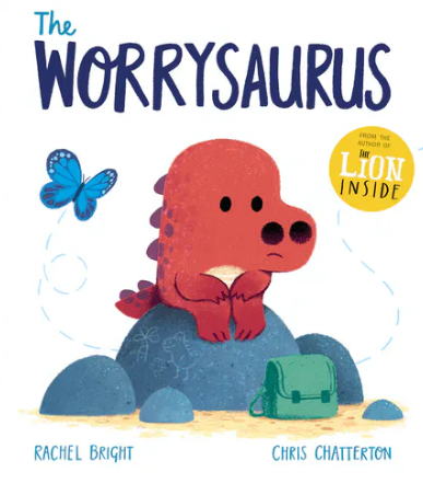 A book explaining what a worry is and what to do with them.