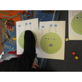 Using googly eyes and aliens to learn division!