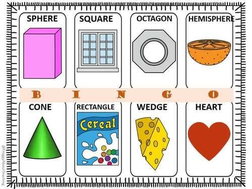 Go on a shape walk-can you spot 2d AND 3d shapes.