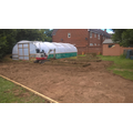 20th July Work continues on allotment paths.jpg