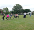 KS1 - teachers race