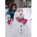 Charlotte's Snow Day.JPG