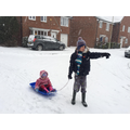 Jack and Emily snow day.JPG