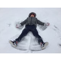 Tobys' Snow Angel.JPG