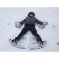 Tobys' Snow Angel.JPG